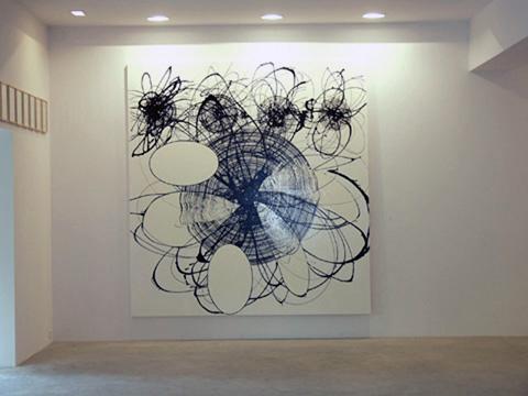 03-Eric Linard Galerie, La Garde Adhemar, 2003