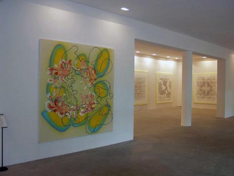07-Eric Linard Galerie, La Garde Adhemar, 2003