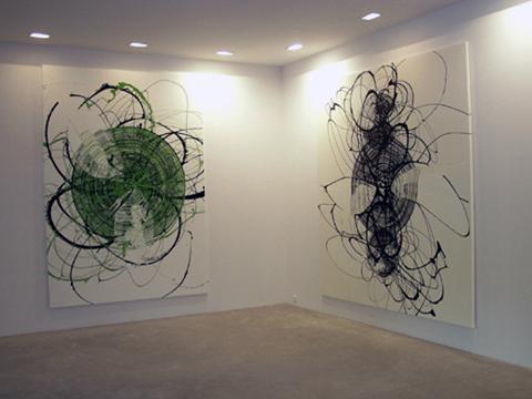 08-Eric Linard Galerie, La Garde Adhemar, 2003