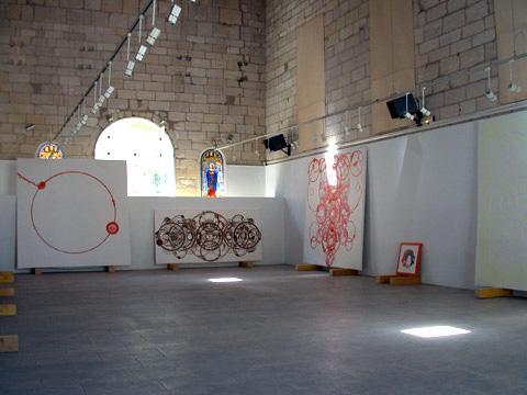 08-Chapelle des Capucins, Aigues Mortes, 2007