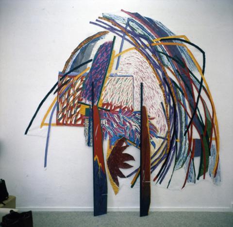 02-Galerie Wentzel, Hambourg, 1980
