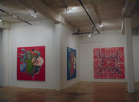 02-Gallery Roebling Hall, New York, 2002
