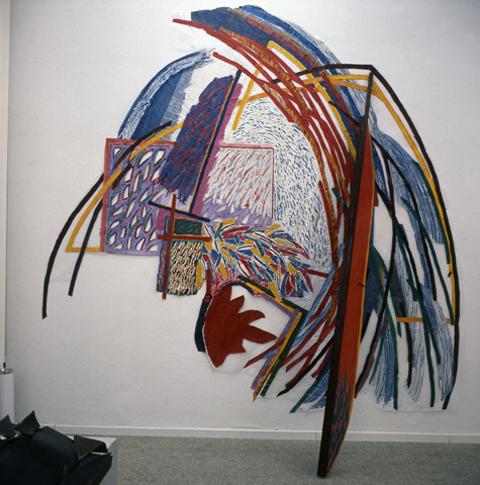 05-Galerie Wentzel, Hambourg, 1980