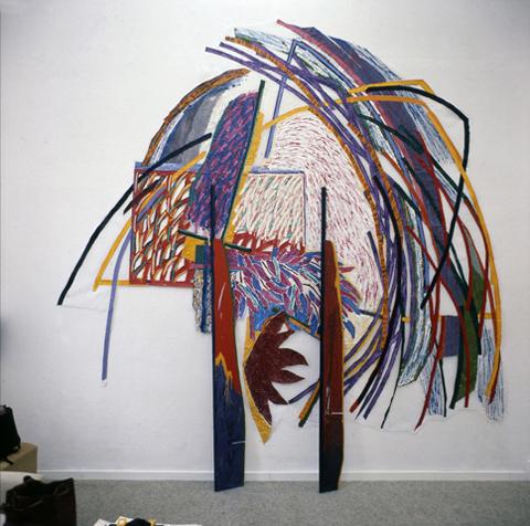 06-Galerie Wentzel, Hambourg, 1980