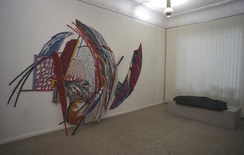 07-Galerie Wentzel, Hambourg, 1980