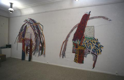 08-Galerie Wentzel, Hambourg, 1980